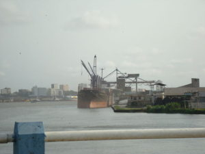Duala Hafen