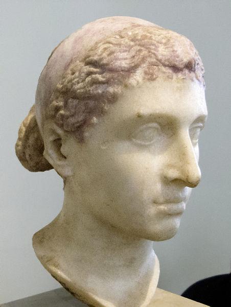 Kleopatra (c) LuiseleGrand