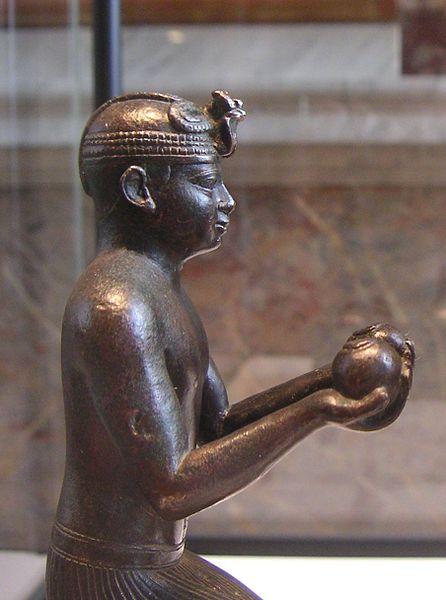 Statuette des Taharqa (c) Neithsabes