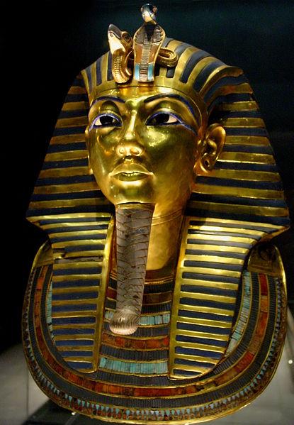 Totenmaske von Tutankhamun (c) Björn Christian Torrissen