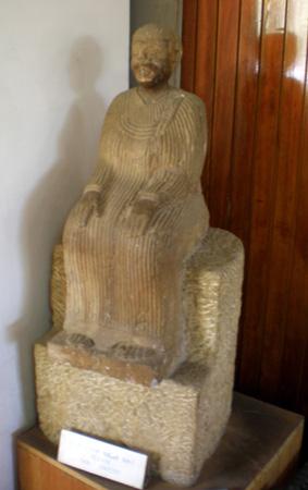 Statuette aus Aksum (c) Zheim