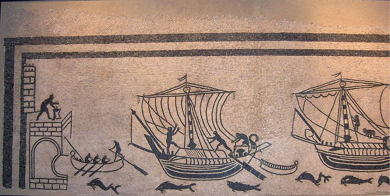 Römisches Schiff aus der Antike (c) JoJan