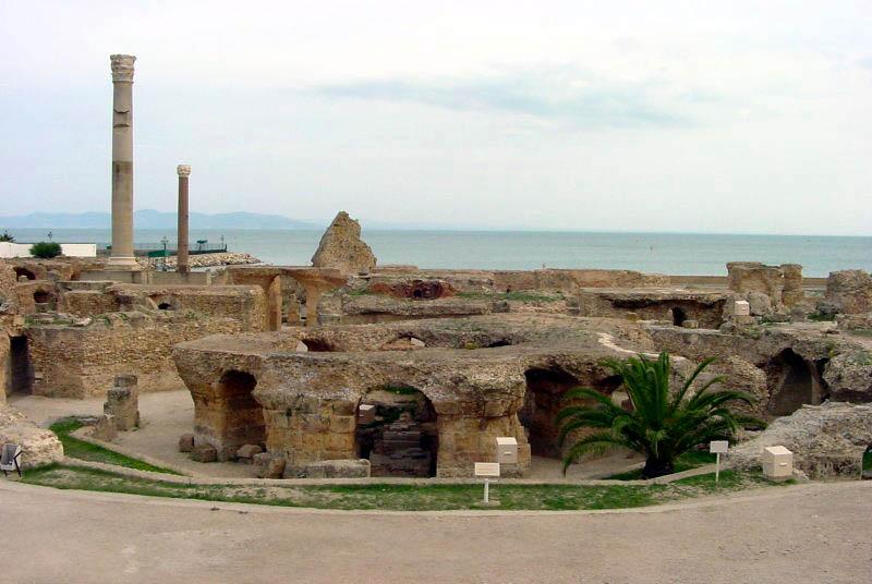 Ruinen von Karthago (c) Wolpertiner