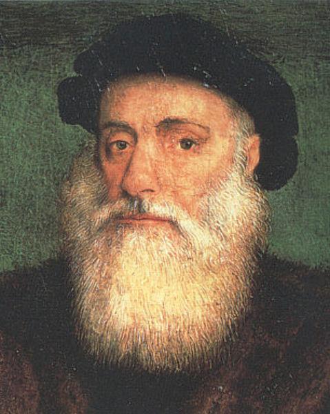 Vasco da Gama, portugiesischer Seefahrer (c) Portuguese0021