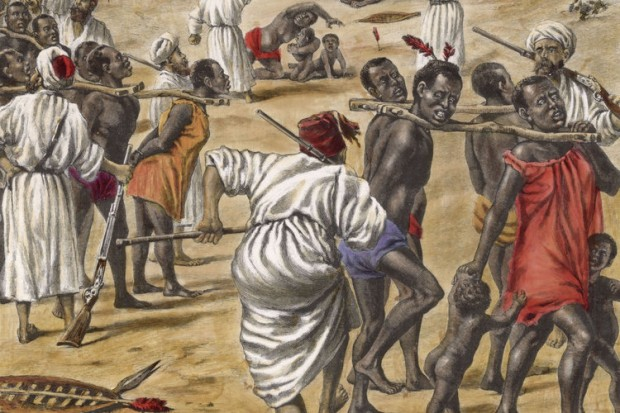 Arabischer Sklavenhandel (c) wikimedia