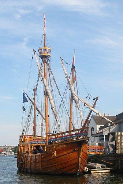 Replica von John Cabots Schiff (c) Chris Ms Kenna