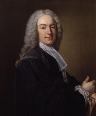 William Earl of Mansfield - Gemälde von Jean Baptiste van Loo
