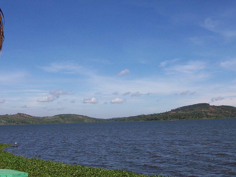 Victoria See in Ostafrika