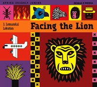 facing the lion - hörbuch