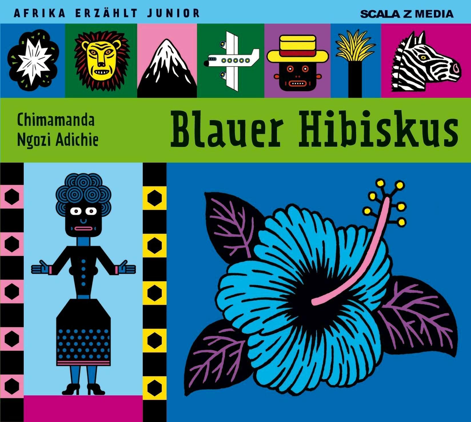 Blauer Hibiskus - Hörbuch