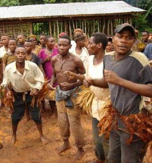 Tanz von Pygmäen in Baka (c) U.S.embassyofCameroon