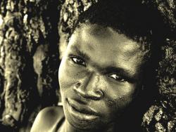 Afrikanischer Junge aus Ghana (c) Amedeo Cristino