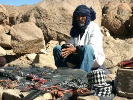 Tuareg Händler