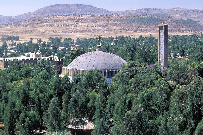 Kirche der Heiligen Maria von Zion
