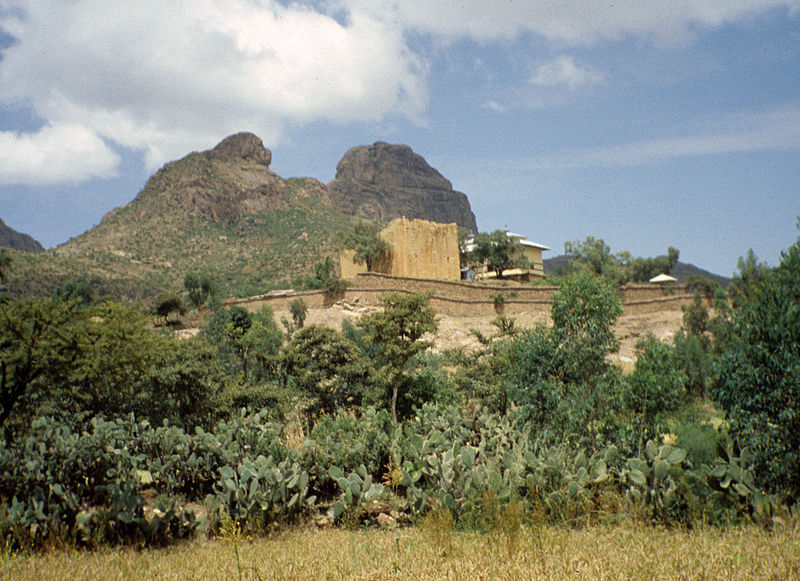 Tempel von Yeha