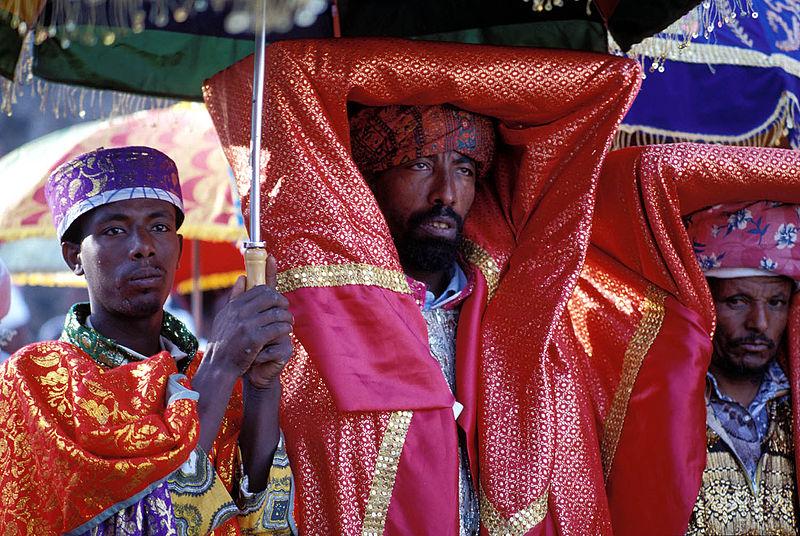 Timkat Fest in Gondar