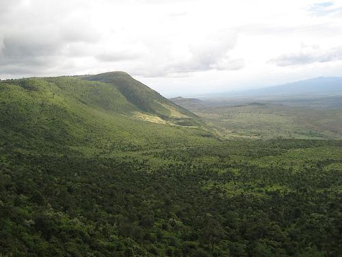 Der ostafrikanische Grabenbruch (c) wikitravel