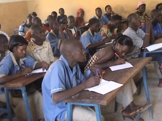 Schule in Kati (c) Fevrier