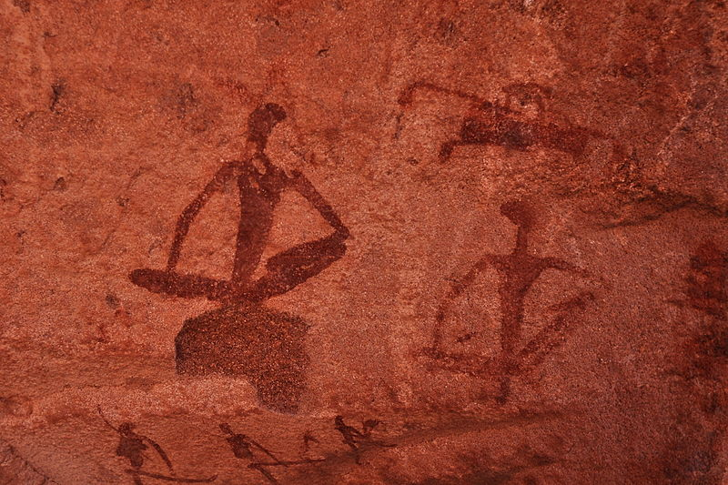 Felszeichnungen in Twyfelfontein (c) Schnobby