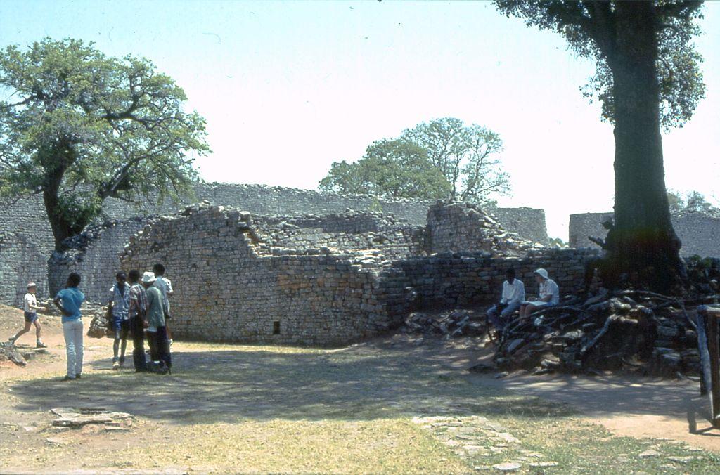 Groß Simbabwe (c) Ulamm