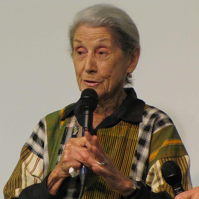 Nadine Gordimer (c) Vogler