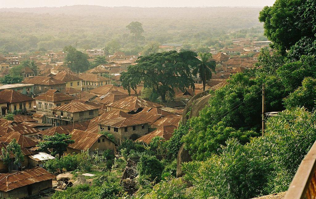 Abeokuta, Geburtsort von Wole Soyinka (c) Melvin Buddy Baker