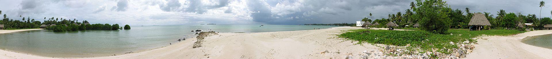 Strand auf Sansibar (c) Hansueli Krapf CC BY SA 3.0